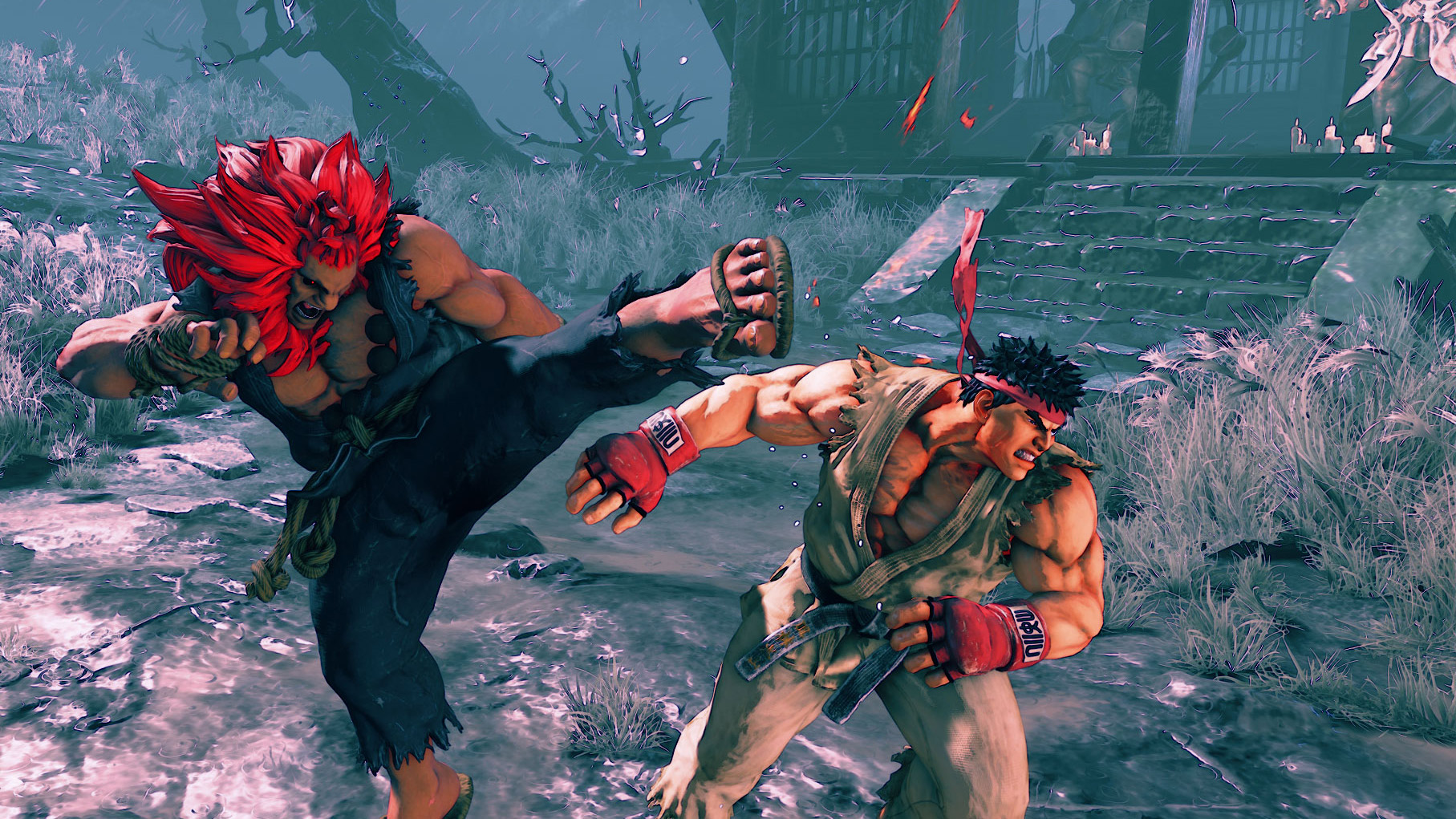 Street Fighter V - Arcade Edition - Character Costume Akuma