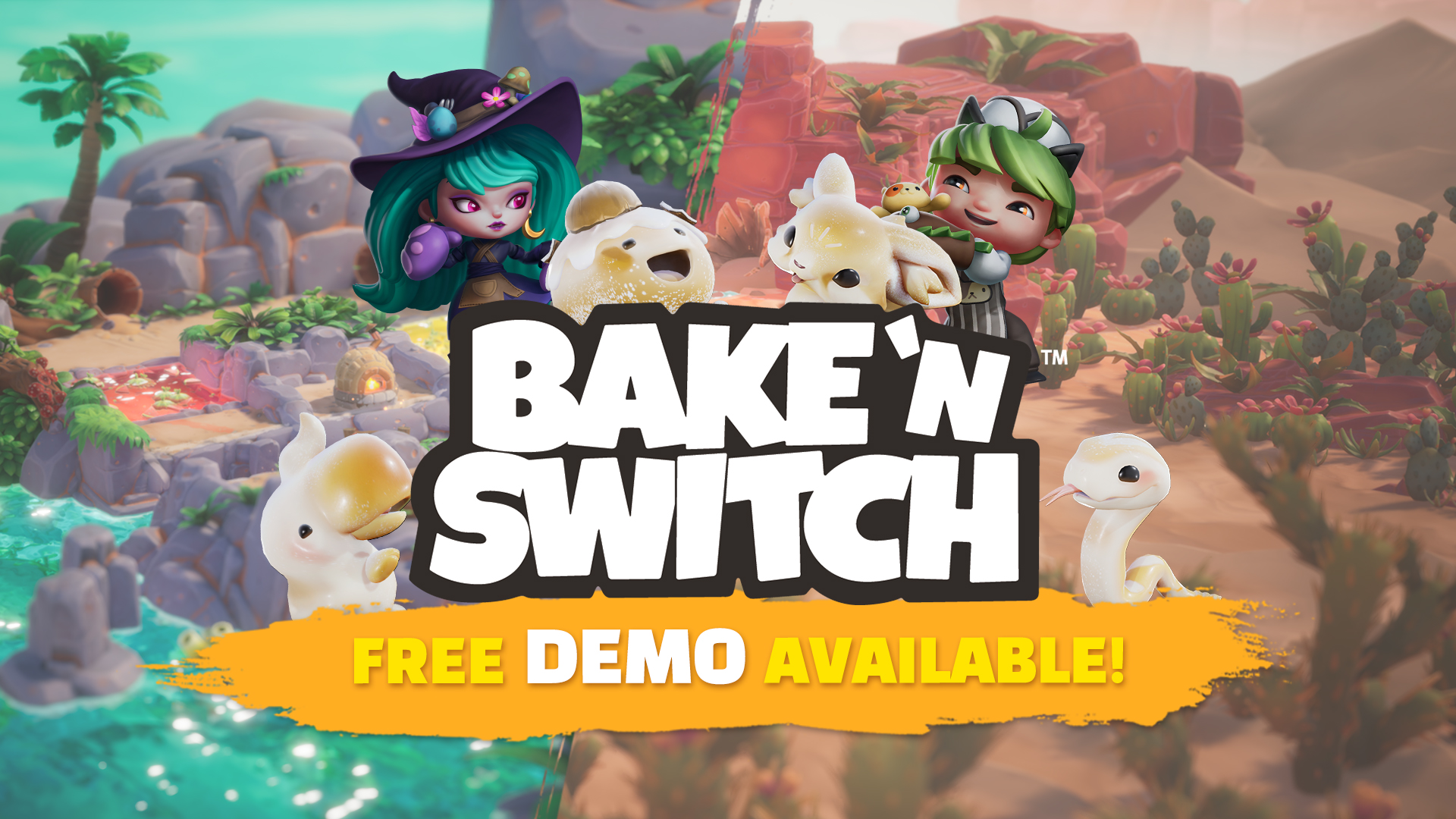 Bake 'n Switch Free Demo Available