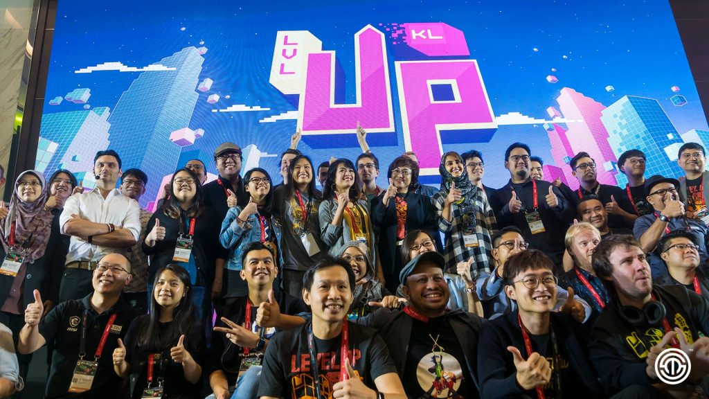 SMG Attends Level Up KL 2018