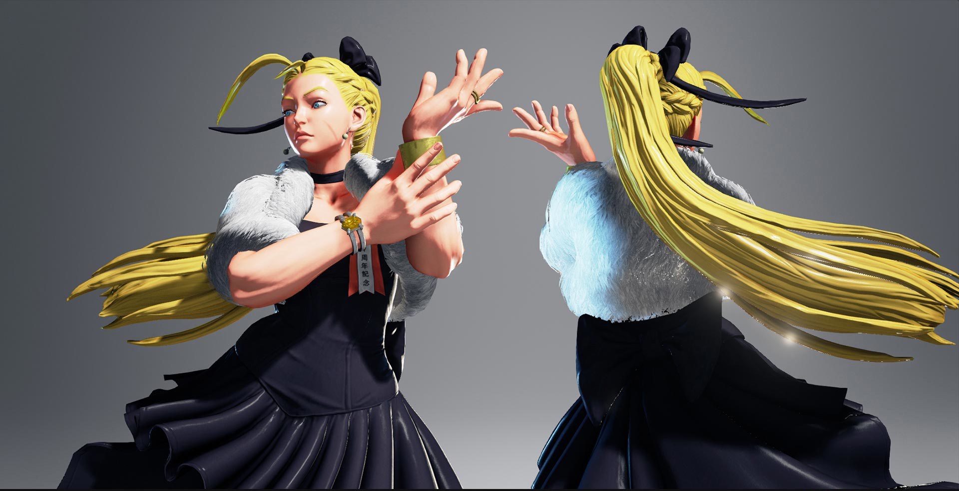 Street Fighter V Arcade Edition - Character Cammy Anniversary Costume - Capcom